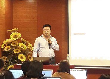 Giảng viên Trần Thanh Duy