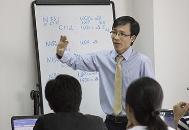 Giảng viên Lê Thanh Duy, CPT-CPA